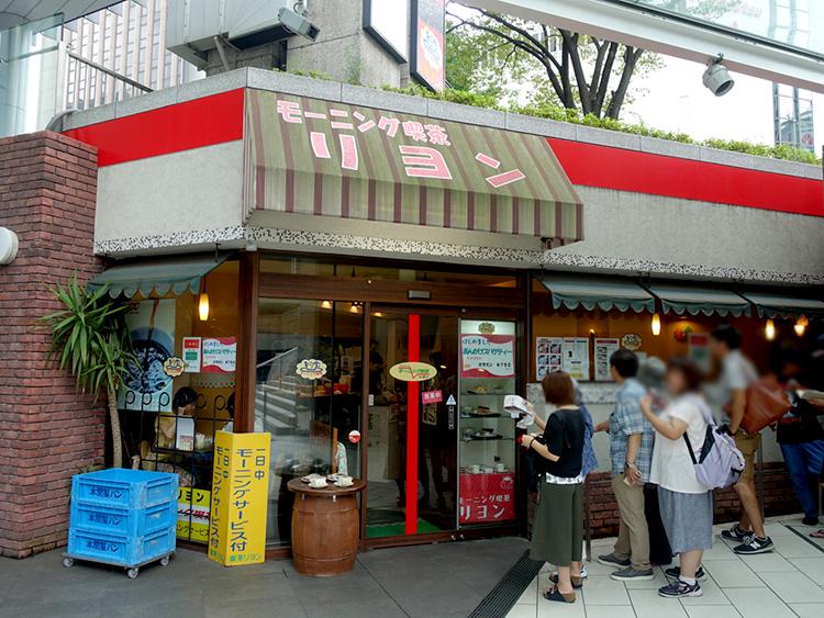 名古屋駅近くの喫茶店『リヨン』で1日じゅうモーニングを ...