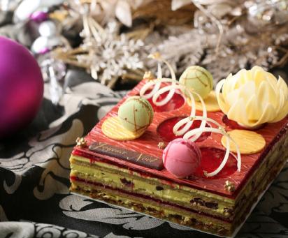 ストリングスホテル名古屋のクリスマスケーキ2016