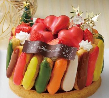 ミュゼドゥアッシュ|名古屋のクリスマスケーキ2016