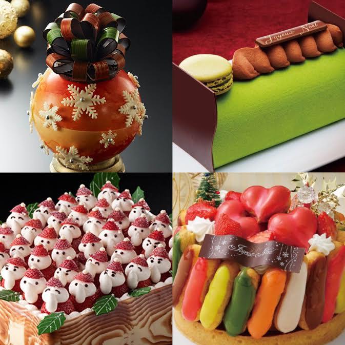 名古屋のクリスマスケーキ2016