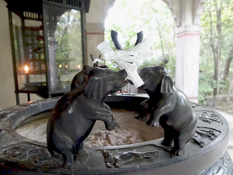 桃巌寺の内観
