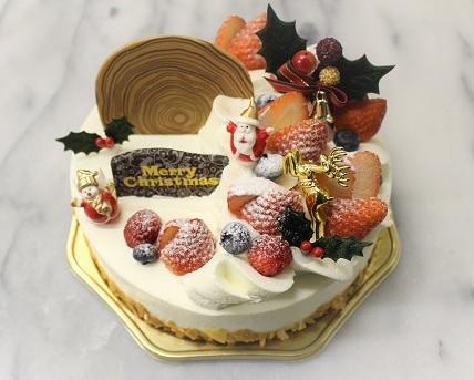 ピエールプレシュウズ|名古屋のクリスマスケーキ2016
